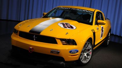 2010 Ford Mustang BOSS 302R 9