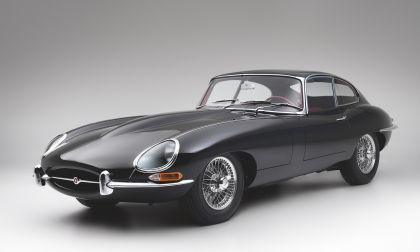 1961 Jaguar E-Type s1 coupé 1