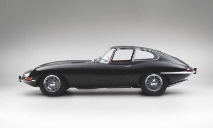 1961 Jaguar E-Type s1 coupé 2