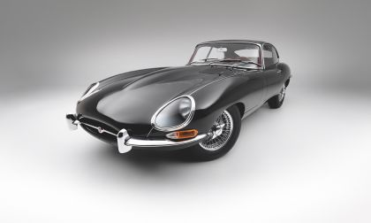 1961 Jaguar E-Type s1 coupé 4