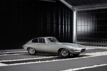 1961 Jaguar E-Type s1 coupé 13