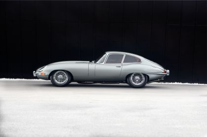 1961 Jaguar E-Type s1 coupé 14