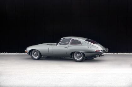 1961 Jaguar E-Type s1 coupé 15