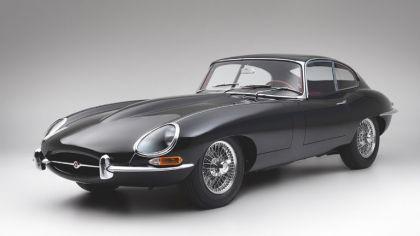 1961 Jaguar E-Type s1 coupé 8