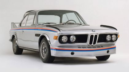 1971 BMW 3.0 CSL ( E09 ) with light-weight bodywork 5