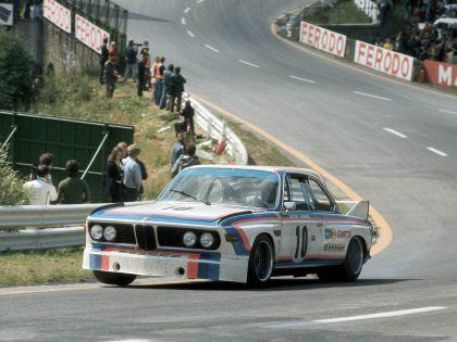 1971 BMW 3.0 CSL ( E09 ) race version 1