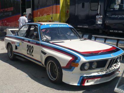 1971 BMW 3.0 CSL ( E09 ) race version 6