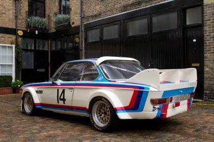 1971 BMW 3.0 CSL ( E09 ) race version 8