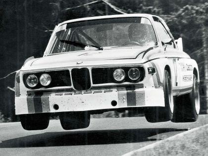 1971 BMW 3.0 CSL ( E09 ) race version 20