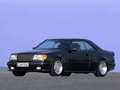 1986 AMG Hammer CE ( based on Mercedes-Benz 300 CE ) 1