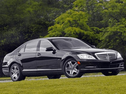 2009 Mercedes-Benz S600 ( W221 ) - USA version 1