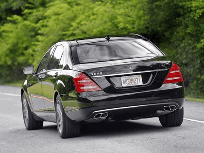 2009 Mercedes-Benz S600 ( W221 ) - USA version 6