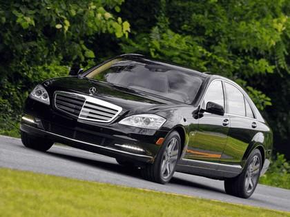 2009 Mercedes-Benz S600 ( W221 ) - USA version 7