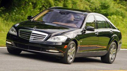 2009 Mercedes-Benz S600 ( W221 ) - USA version 5
