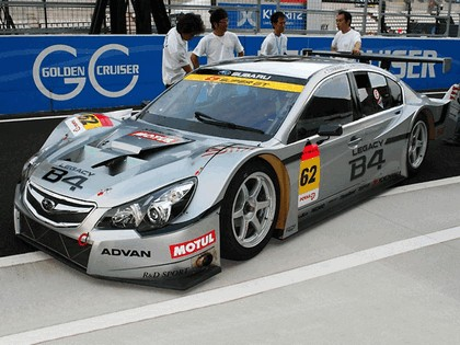 2010 Subaru Legacy B4 JGTC 1