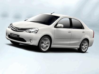 2010 Toyota Etios sedan concept 1