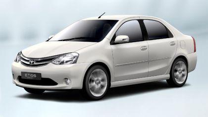 2010 Toyota Etios sedan concept 2