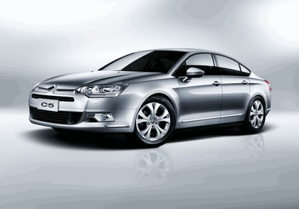 2009 Citroen C5 - Chinese version 1