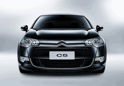 2009 Citroen C5 - Chinese version 3