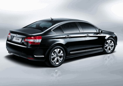 2009 Citroen C5 - Chinese version 4