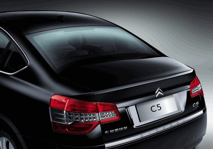 2009 Citroen C5 - Chinese version 14