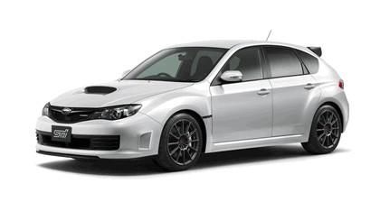 2010 Subaru Impreza R205 2