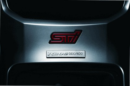 2010 Subaru Impreza R205 9