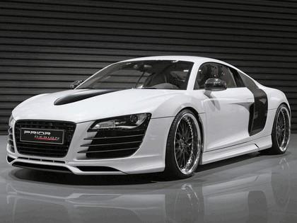 2008 Audi R8 by Prior Design 1