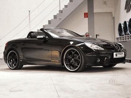 2009 Mercedes-Benz SLK ( R171 ) by Prior Design 1
