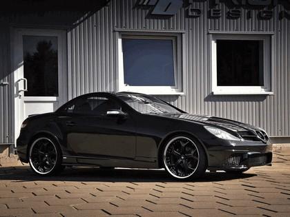 2009 Mercedes-Benz SLK ( R171 ) by Prior Design 3