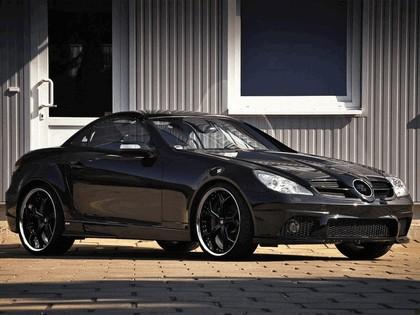 2009 Mercedes-Benz SLK ( R171 ) by Prior Design 4