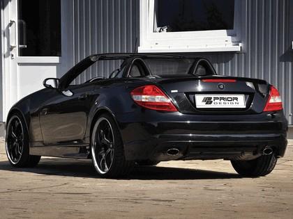 2009 Mercedes-Benz SLK ( R171 ) by Prior Design 8
