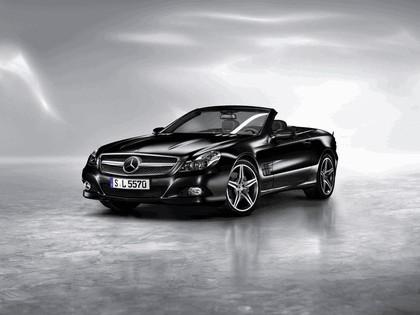 2010 Mercedes-Benz SL Night Edition 2