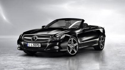 2010 Mercedes-Benz SL Night Edition 1