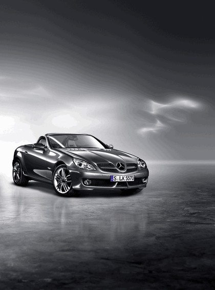 2010 Mercedes-Benz SLK Grand Edition 1
