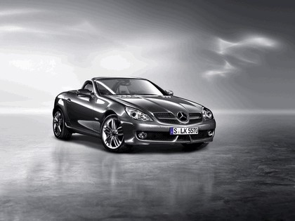2010 Mercedes-Benz SLK Grand Edition 2