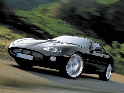 2004 Jaguar XK8 1