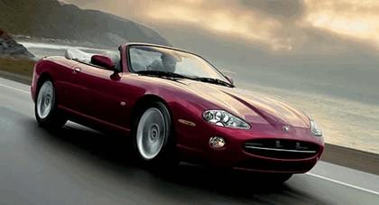 2004 Jaguar XK8 6