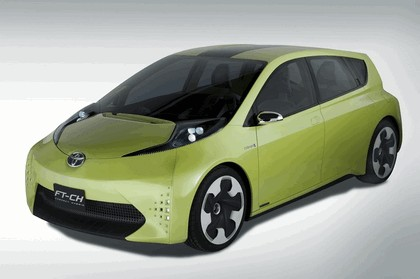 2010 Toyota FT-CH concept 1