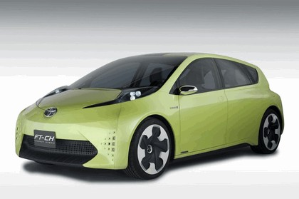 2010 Toyota FT-CH concept 4