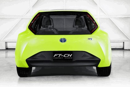 2010 Toyota FT-CH concept 6