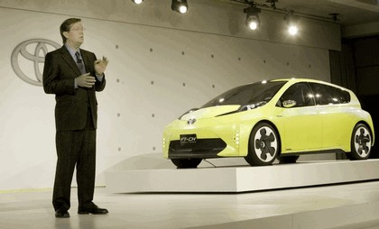 2010 Toyota FT-CH concept 38
