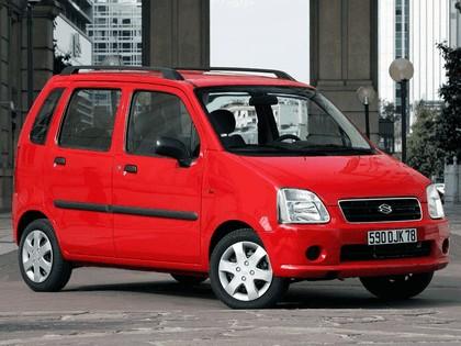 2000 Suzuki Wagon R+ 1