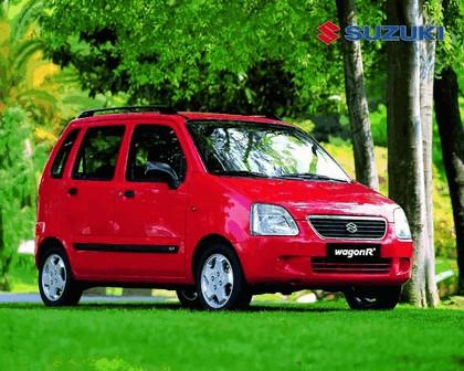 2000 Suzuki Wagon R+ 4