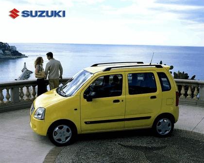 2000 Suzuki Wagon R+ 9