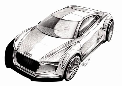 2010 Audi e-tron concept 15