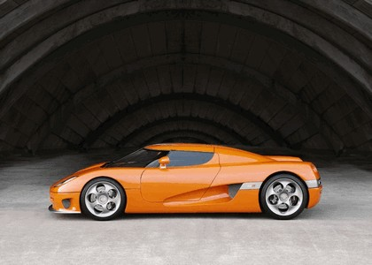 2004 Koenigsegg CCR 11