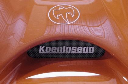 2004 Koenigsegg CCR 13