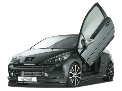 2010 Peugeot 207 by RDX Racedesign 1