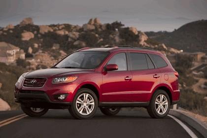 2010 Hyundai Santa Fe - USA version 1